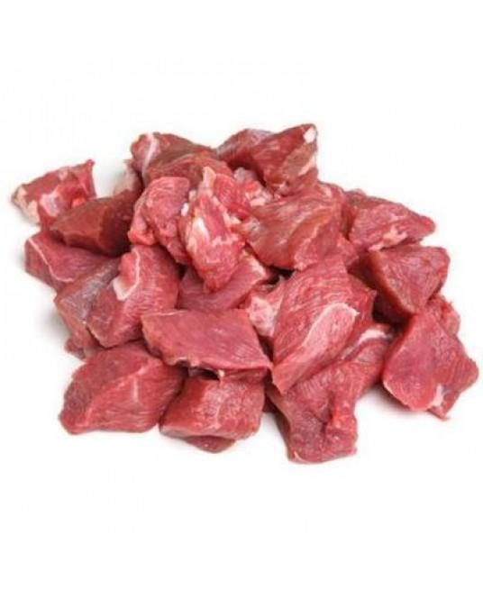 قطع مكعبات لحم خروف نيوزلندي مبرد