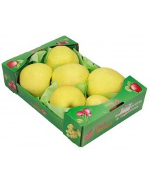تفاح اصفر صندوق صغير
