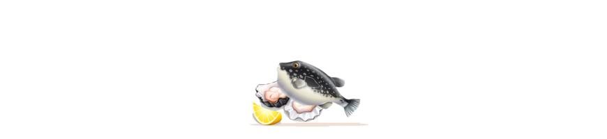 أسماك ومنتجات بحرية